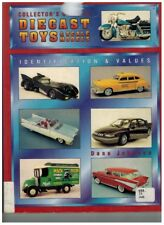 Collector's Guide Diecast Toys Scale Models Dana Johnson 1996 Reference Book