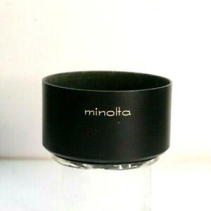 Minolta D55NB Lens Hood for Minolta 135mm f2.8 MC Rokkor Lens