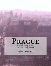 Prague, Czech Republic Coloring Book : Color Way Through the Streets of...