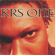 KRS ONE - s/t Self Titled 2 x LP - SEALED Vinyl Album Reissue - Classic Hip Hop