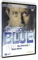DVD ARTIC BLUE 1993 Thriller Rutger Hauer Dylan Walsh