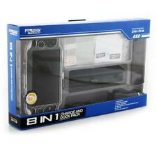 KMD Sony PlayStation PS Vita 8 in 1 Charge and Dock Travel Pak