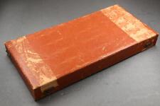 Schatulle, Etui oder Schachtel für Dolch, Case for Dagger
