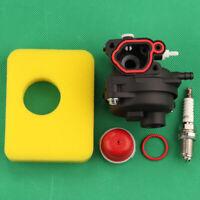 "Carburetor Air Filter For Briggs Stratton 21"" MTD Murray M20300 500E 140cc Engin"