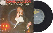 Disques vinyles single 45 tours michael jackson