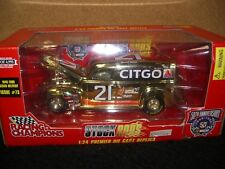 1/24 Racing Champions 1998 stock rods gold 1940 ford #21 issue #73