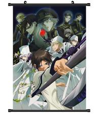 4380 07-Ghost Anime manga Home Decor Poster Wall Scroll