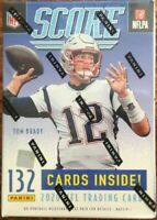 2020 PANINI SCORE NFL football MYSTERY 9 cards lot 1 FOIL Card guaranteed