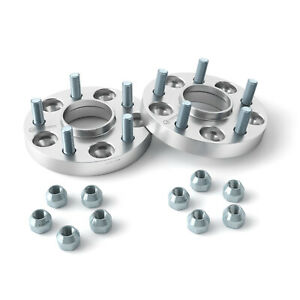 """25mm (1"""") Hubcentric Wheel Spacers 