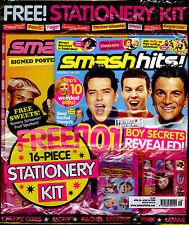 SMASH HITS 2004 MCFLY RACHEL STEVENS CHEEKY GIRLS PINK LEMAR