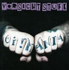 VORSICHT STUFE - OI!MANIA (CD) NEU Oi Skinhead Punk Punkrock Oi! OiPunk Oi!Punk