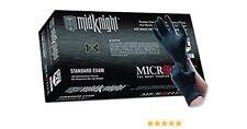 MK296M Nitrile Examination Gloves, Size Mediium