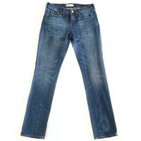 Madewell Distressed Slim Boy Jeans Womens Size 26