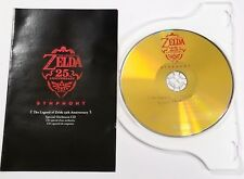 The Legend of Zelda 25th Anniversary Symphony Special Orchestra CD