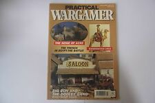 PRACTICAL WARGAMER MAR/APR 1995 SIEGE OF ACRE WARGAMES MAGAZINE