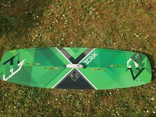 North X-Ride Kiteboard 136×40cm with North Vario Pads without screws