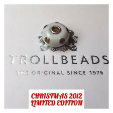 TROLLBEADS RETIRED LIMITED EDITION CHRISTMAS DECORATION KIT 2012