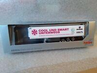 Schmitz Cargobull / Cool und Smart unterwegs Trailer Christina Scheib aus 942881