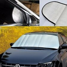 Auto Car Windshield Protector Visor Cover Sun Shade Prevent Snow Dust Frost Ice