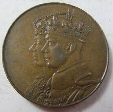 1939 Canadian Royal Visit Medal (#62E)