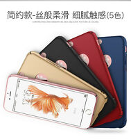 Luxury Ultra Thin Slim Matte Hard Back Case Cover For Apple iPhone 6 6S 7 Plus K