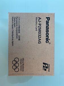 Panasonic 32GB - AJ-P2M032AG Brand New Original Seled box