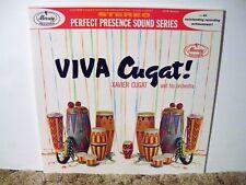 XAVIER CUGAT , VIVA CUGAT, RARE 1961 NEAR MINT, LATIN , CUBAN , RUMBA , CHA CHA