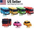 TAYO The Little Bus Friends Toy (CITU, GANI, HEART, LANI, NURI, ROGI, TAYO)