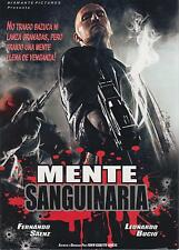 Mente Sangunaria DVD NEW Del Corrido Sanguinarios Del M1 Movimiento Alterado !