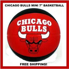 Chicago Bulls Mini Basketball 7 Inch Spalding - St. Paul Federal Bank Promo Ball
