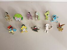 11 Collector Pin's from Mythical 20th Anniversary Pokemon Collection Box