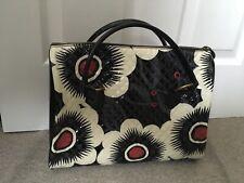 Celia Birtwell Floral Holdall Handbag bag