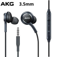 AKG EarBuds Headphones In-ear Headset Earphones For Samsung S9 S8+ S7 Note 9 8 7