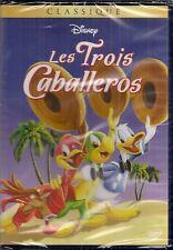 """DVD """"Les Trois Caballeros""""  DISNEY  N 7  NEUF SOUS BLISTER"""