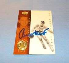 Jerry West Signed Autographed 2000 Upper Deck Card Los Angeles Lakers
