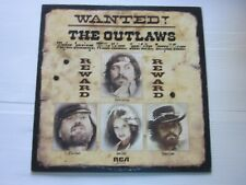 THE OUTLAWS ..33 TOURS     WANTED !!   MADE IN USA
