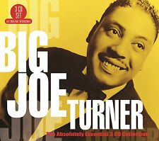 Big Joe Turner ABSOLUTELY ESSENTIAL COLLECTION Best Of 60 Songs NEW SEALED 3 CD