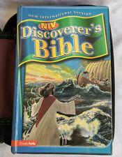 Kids Bible carrying Case Discoverer's Bible ZonderKidz New International Version