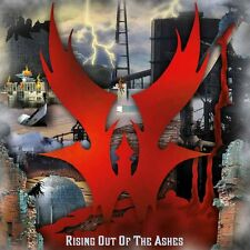 WARLORD - Rising Out of the Ashes (NEW*DCD + 16 BONUS TR.*US EPIC METAL CLASSIC)