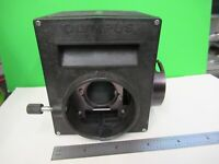 OLYMPUS EMPTY LAMP HOUSING  MICROSCOPE PART AS PICTURED &15-A-73