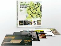 Oscar Peterson - 5 Original Albums [CD]
