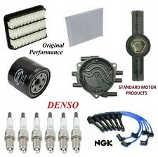 Tune Up Kit Filters Cap Wire Spark Plug For MITSUBISHI ECLIPSE V6 3.0L 2000-2004