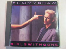 TOMMY SHAW GIRLS WITH GUNS ORIGINAL 1984 PRESS DISC MADE IN JAPAN VHTF OOP STYX
