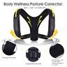 Body Wellness Posture Corrector (Adjust to All Body Size) Support Back Shoulder
