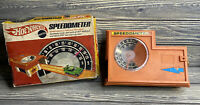 Vintage Mattel Hot Wheels 1969 Speedometer Replacement Part Piece