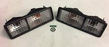 Bearmach Land Rover Discovery 1 Clear Rear Bumper Lamp Lights RHS & LHS 94-98