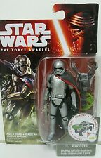 "Captain Phasma Star Wars Episode 7 VII The Force Awakens 3.75"" INCH"