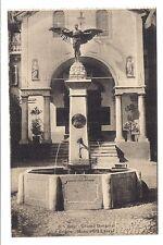brig , chavez denkmal ,brigue monument chavez