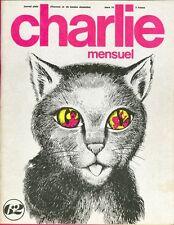 """CHARLIE MENSUEL N°62 / mars 1974"" PICHARD et FARALDO : LES MANUFACTUREES"
