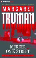 Murder on K Street: A Capital Crimes Novel (CD)
